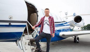 AirX Ambassador Aaron Ramsey
