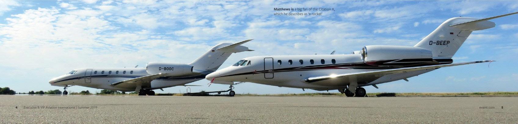 Citation-X-Jet-Support-Air-X