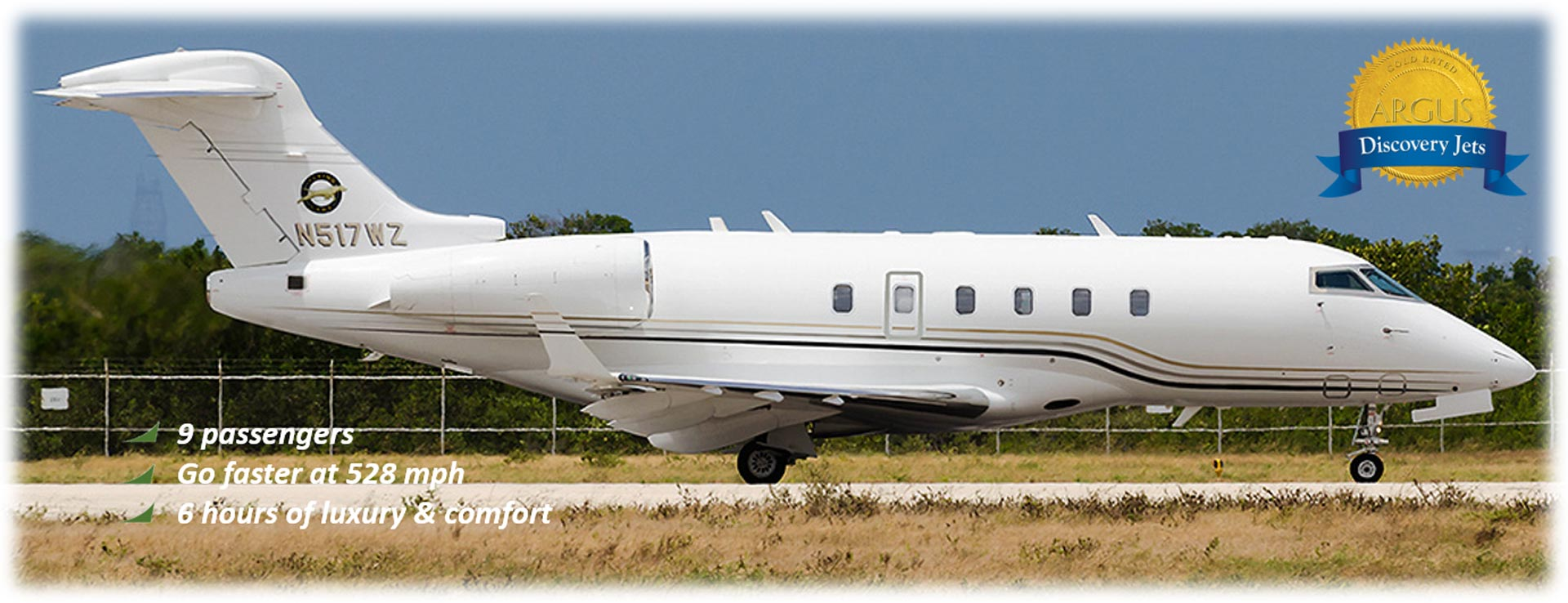 challenger-300-airx-america-N517WZ-Exterior
